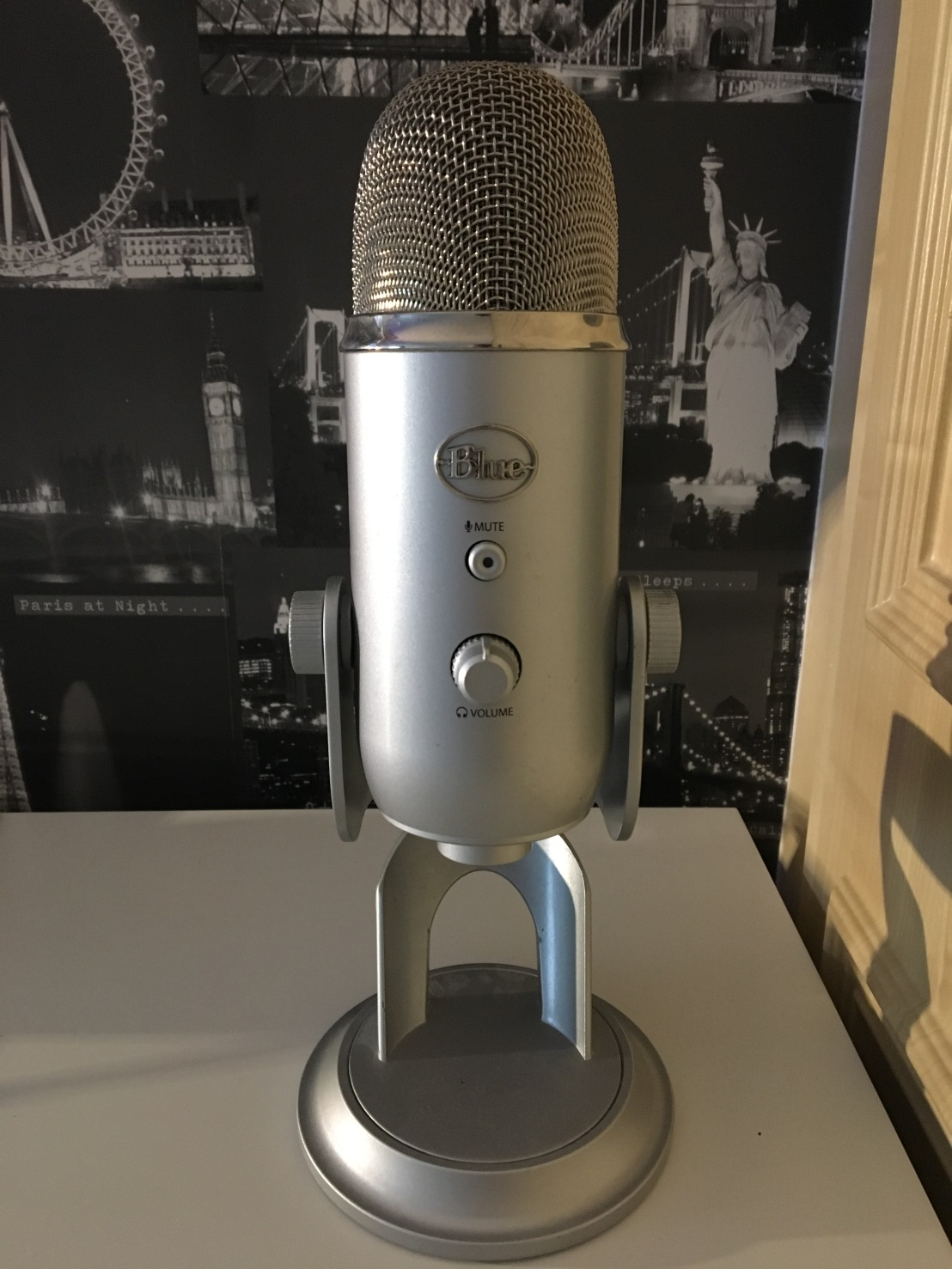 Blue Yeti Microphone After 1Year