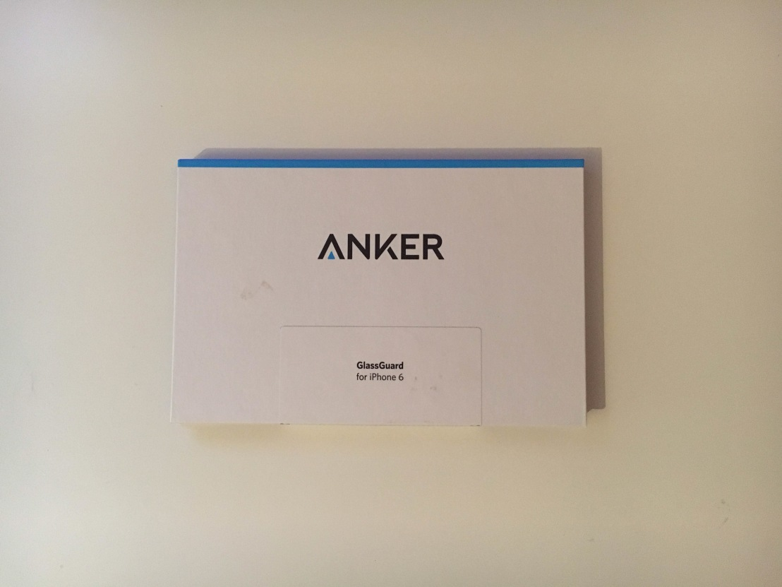 Anker iPhone 6/6s/7 Screen ProtectorReview
