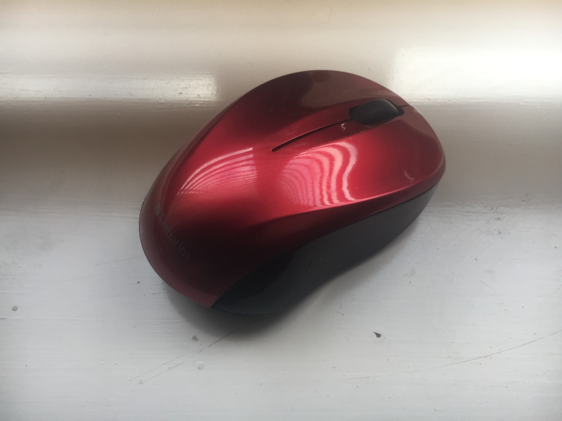 Verbatim Wireless Mouse Review