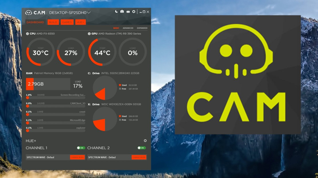 NZXT Cam SoftwareReview
