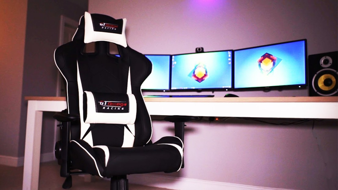 GT Omega Racing Chair First Impressions