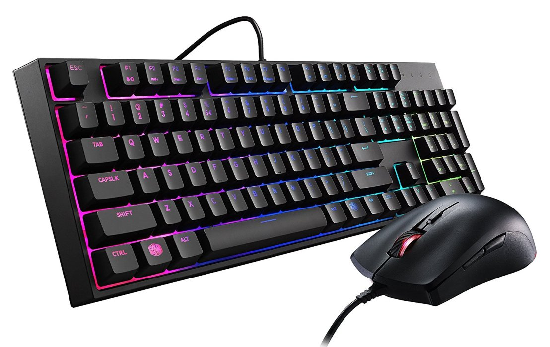 Cooler Master RGB Keyboard Bundle First Impressions